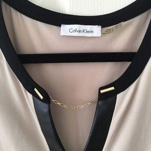 Plus Size Calvin Klein sleeveless top. 3X.